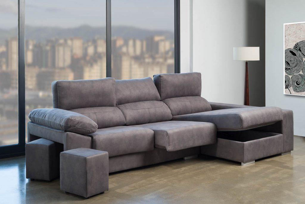 fotos de muebles con ambientación en el estudio