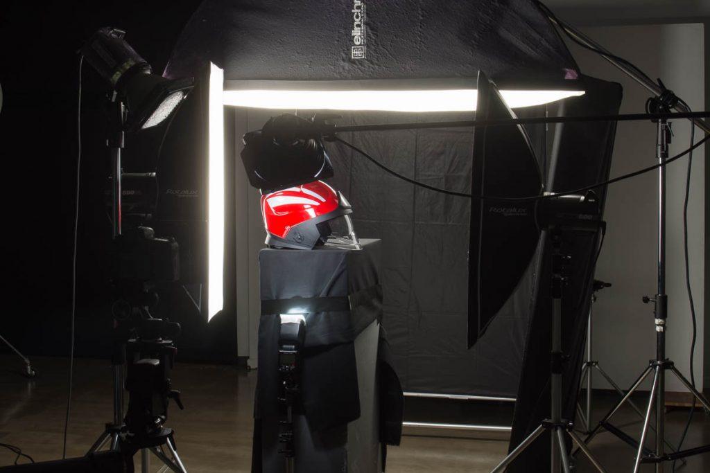 foto making of estudio Alejandro Braña