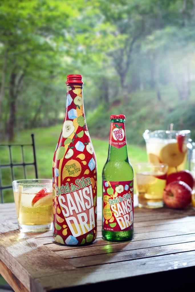 Imagen de bebida refrescante para el verano de Asturias
