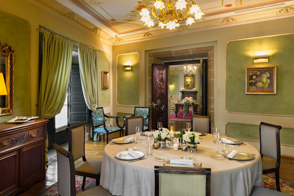 reportaje interiores restaurante hotel