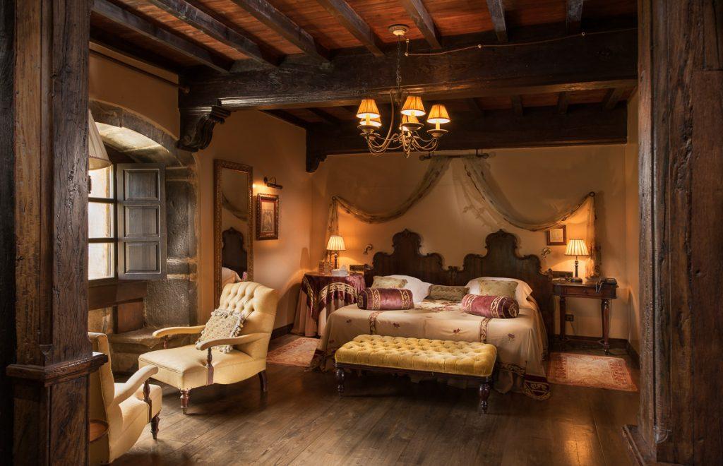 Fotografía reportaje hotel palacio de cutre en asturias