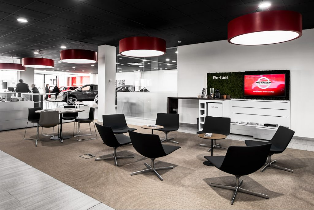 reportaje interiorismo oficinas y empresas