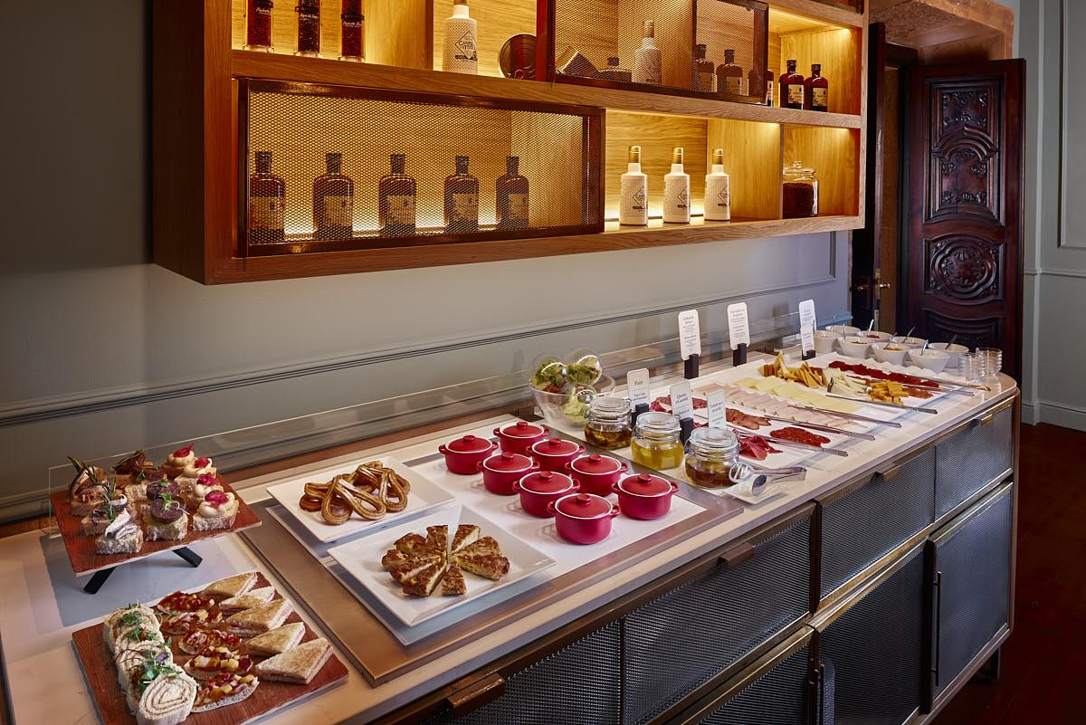 Fotografía Interiorismo Restaurantes
