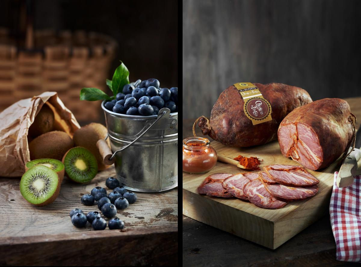 Bodegones productos Campaña Alimentos del Paraíso