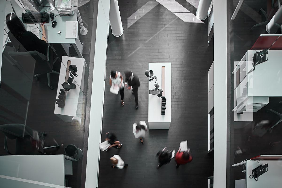 Fotografía interiores Oficinas y Despachos