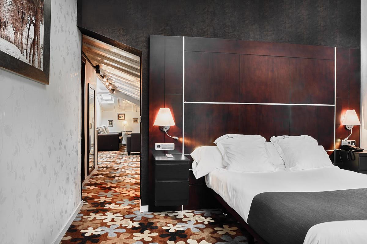 Dormitorios Interiores Hoteles Asturias
