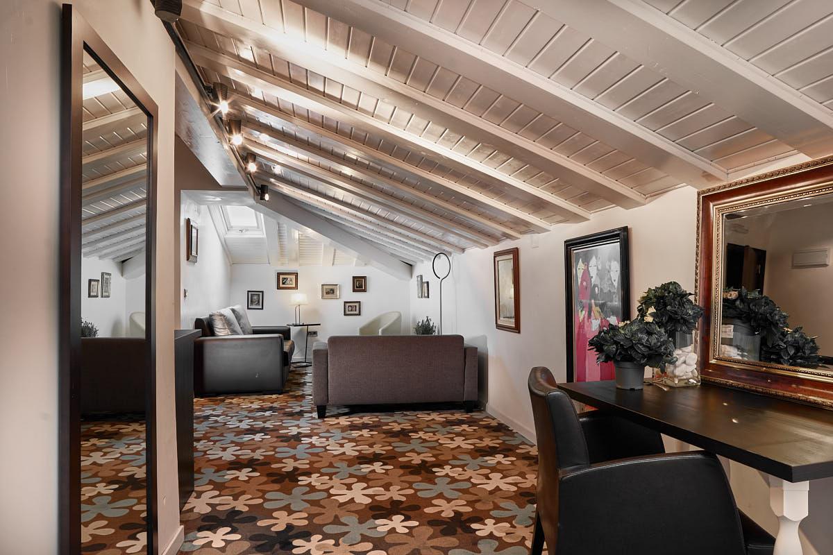 Suites interiores hoteles Asturias