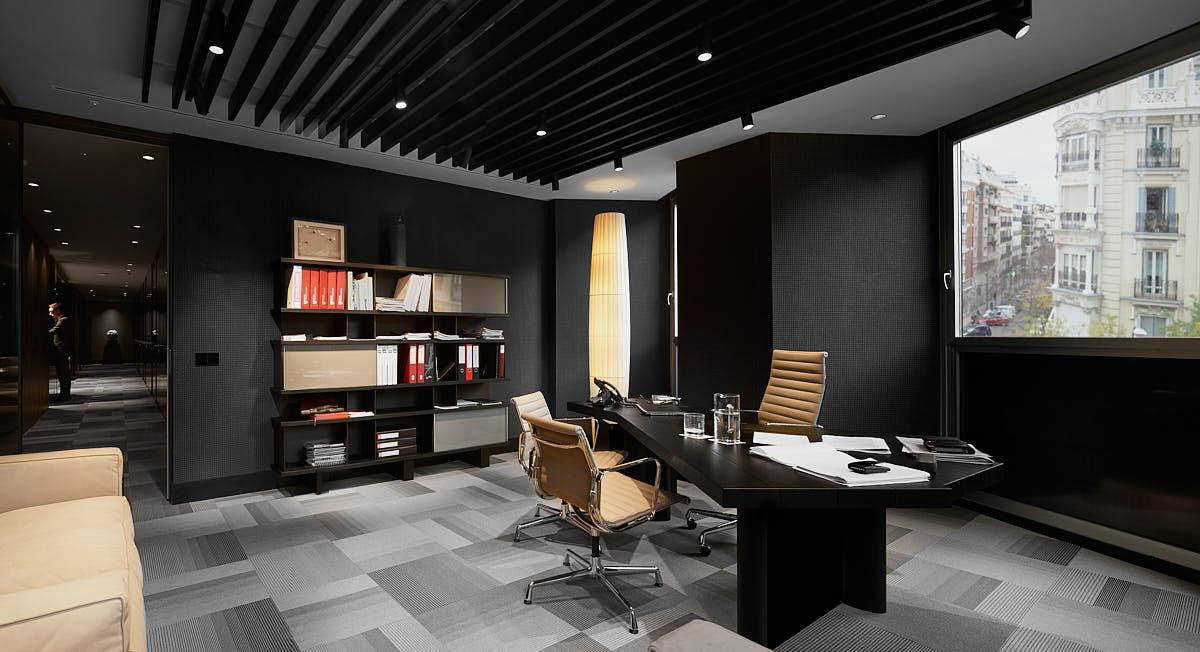 Reportaje oficinas y despachos profesionales