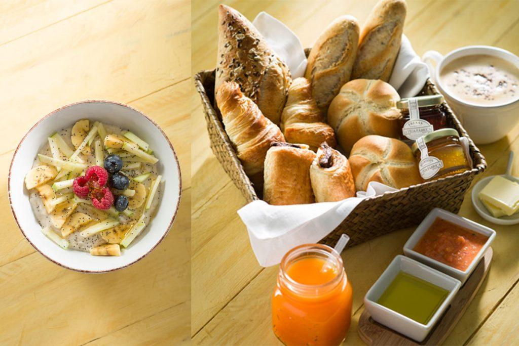 Fotografía Desayunos Carta de Bares y Restaurantes