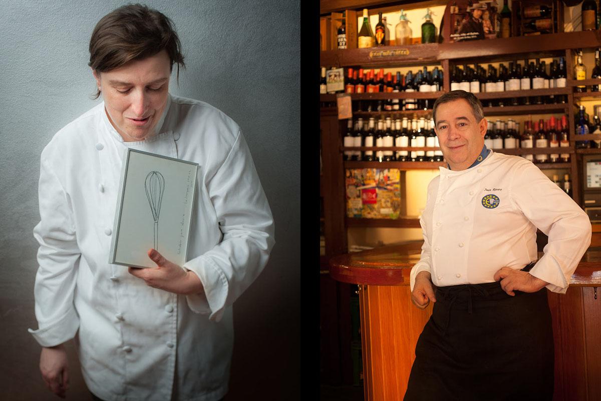 Chefs Restaurantes Reportajes Editoriales