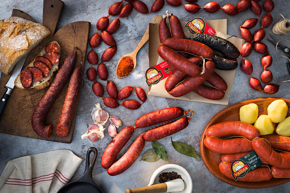Bodegón Alimentación Productos Cárnicos