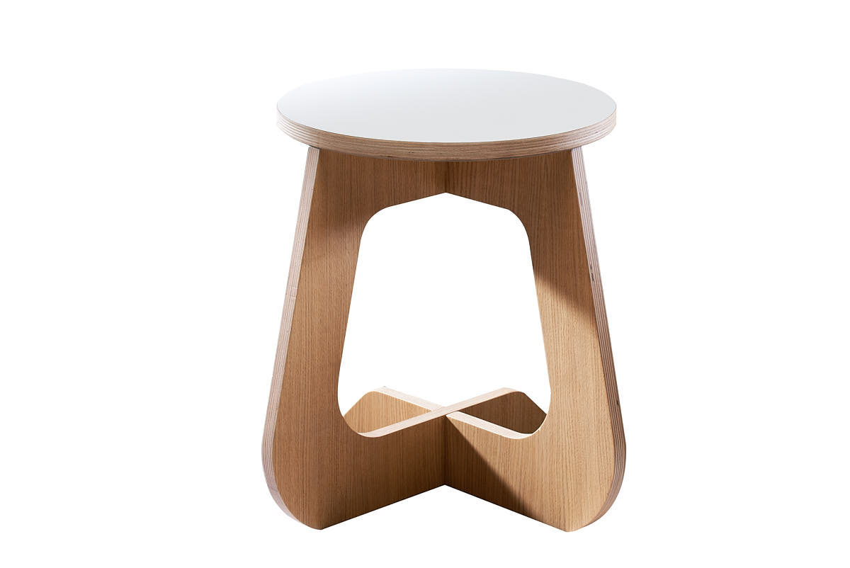 Fotografía mobiliario taburete catálogo web