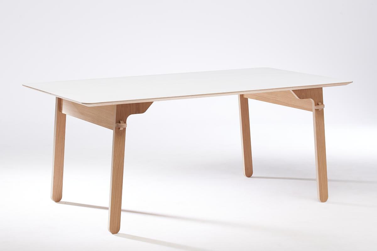 Fotografía mesa mobiliario diseño