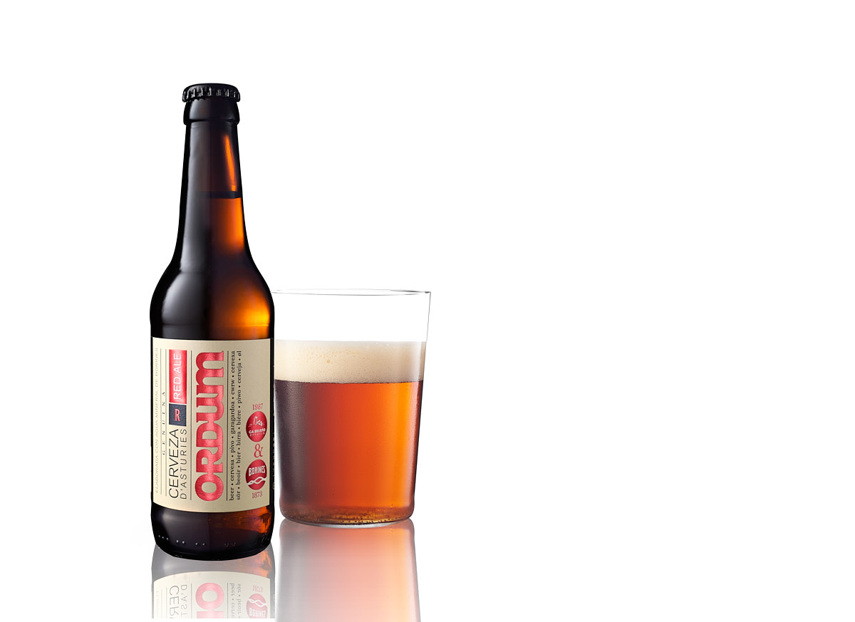 Fotografía Publicitaria para el lanzamiento de una marca de cervezas