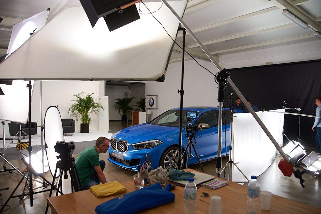 Dirección de fotografía para producciones de video
