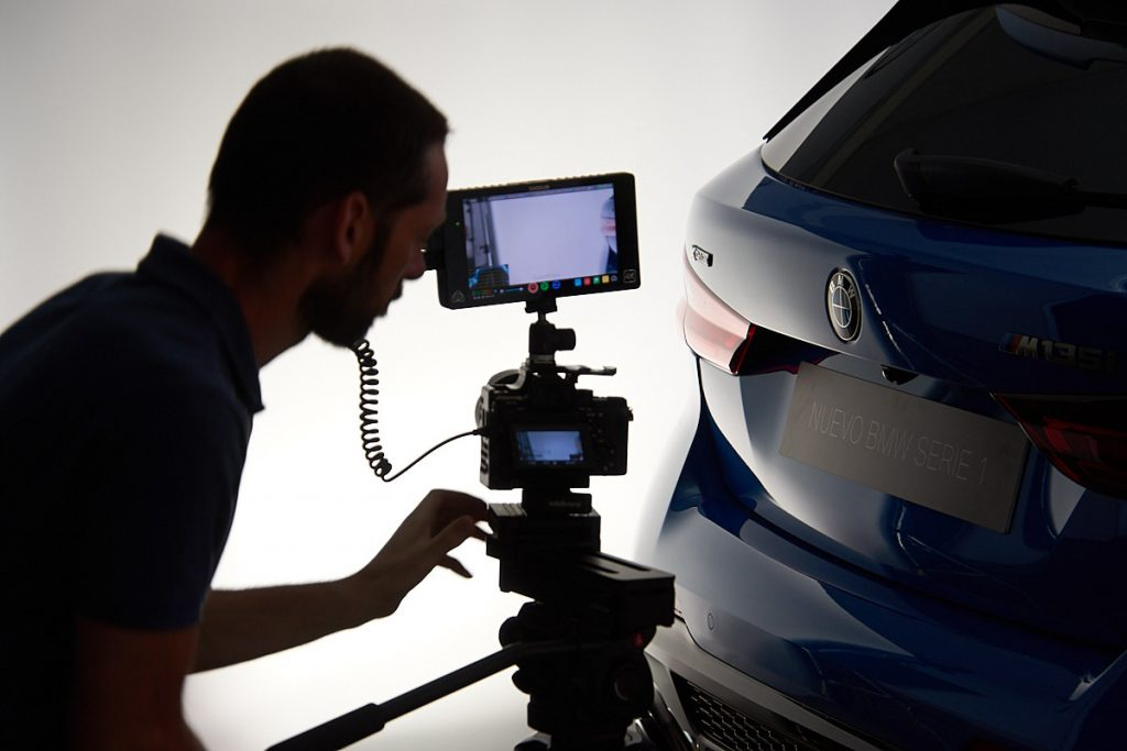 Iluminación para producciones de video