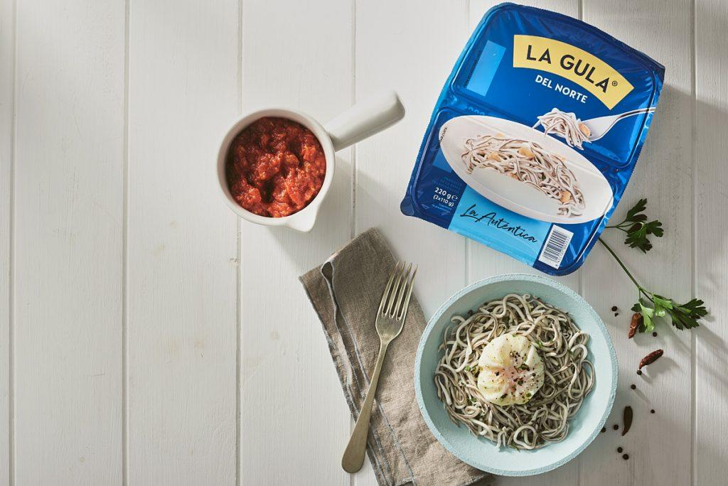 Estilismo en las producciones de fotografía gastronómica para marcas de alimentación