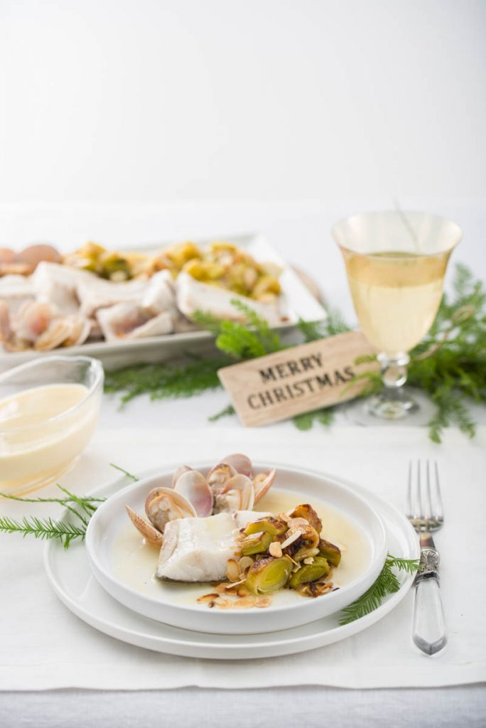 Bodegón receta navidad