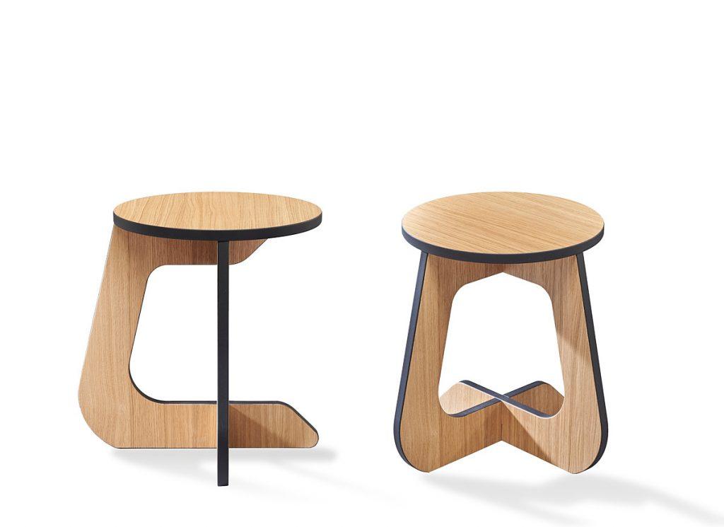 Fotografía producto mobiliario de diseño sobre fondo blanco